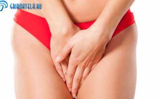 Молочница влагалища: симптомы и лечение