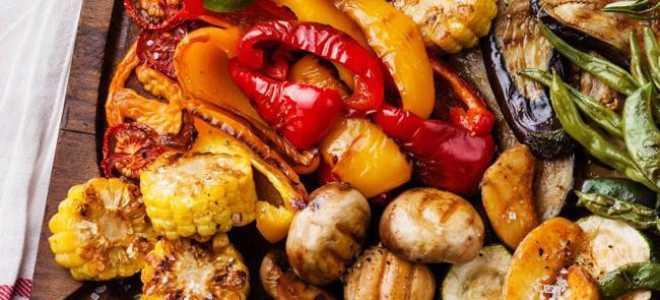 Детское овощное рагу с курицей для детей: рецепт