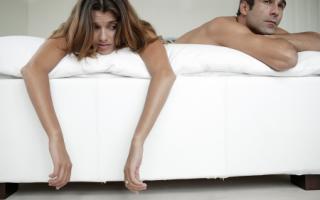 Задержка семяизвержения у мужчин: причины и лечение