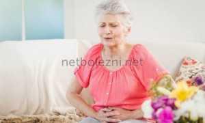 Жидкость в матке в пожилом возрасте: серозометра
