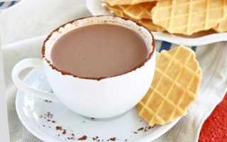 Можно ли пить какао во время беременности?