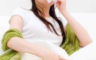 Чем опасна простуда на ранних сроках беременности? Лечение, последствия