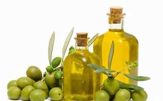 Оливковое масло против растяжек при беременности