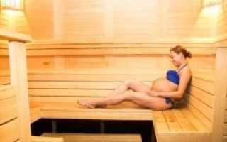 Можно ли ходить в баню при беременности?