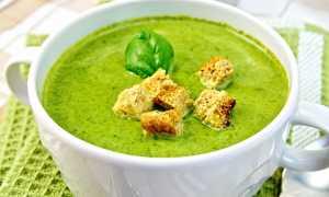 Суп пюре из кабачков для годовалого ребенка