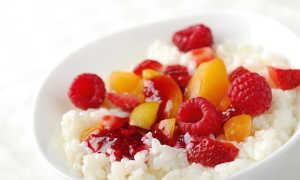 Рисовая каша: первый прикорм для грудничка